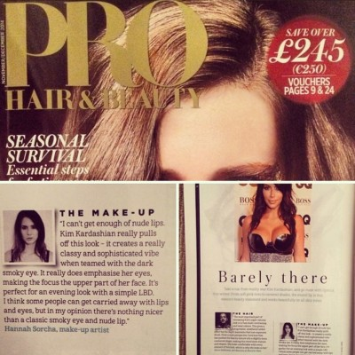Pro Hair & Beauty Article